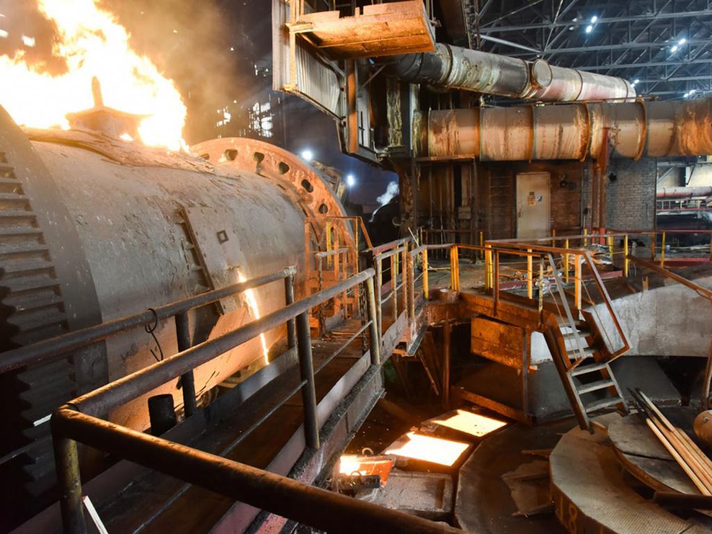 «Норникель» закрывает металлургический цех в Мончегорске