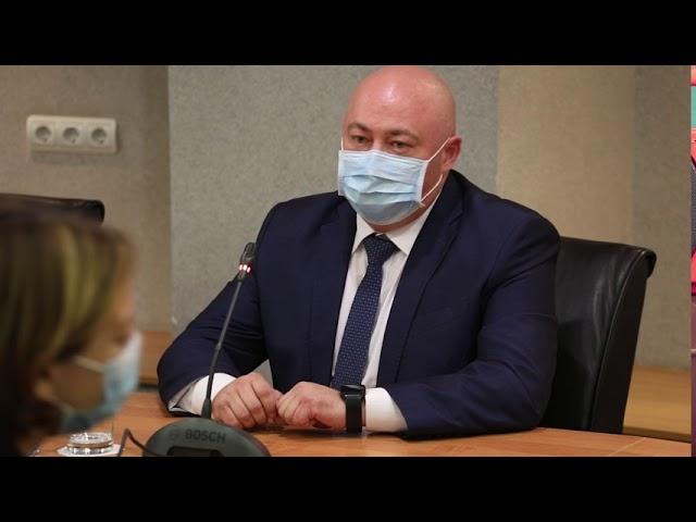 Депутаты попросили Николая Тимофеева выдвинуться на выборы