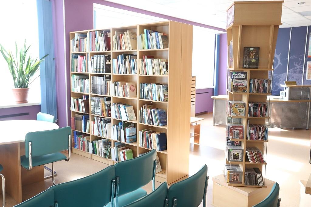 В Норильских библиотеках проходит Неделя детской и юношеской книги