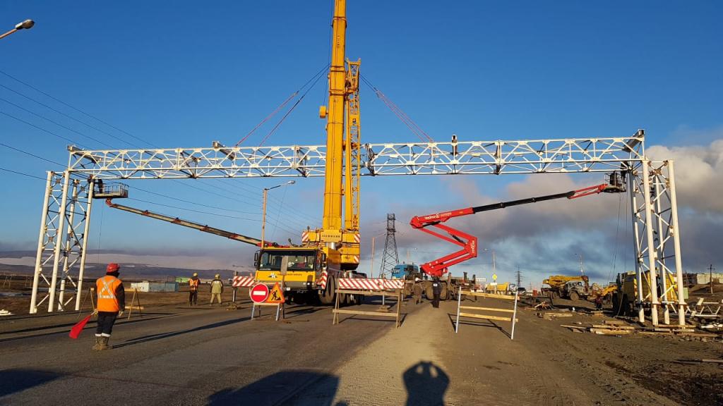 «Норильсктрансгаз» реализует комплексный проект реновации сетей газоснабжения Норильска и Дудинки