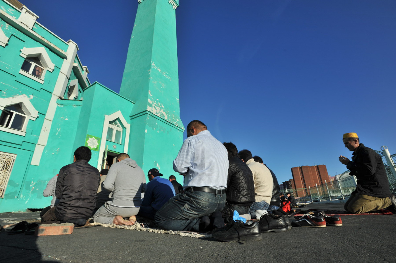 Мусульмане Большого Норильска празднуют в эти выходные Ураза-Байрам