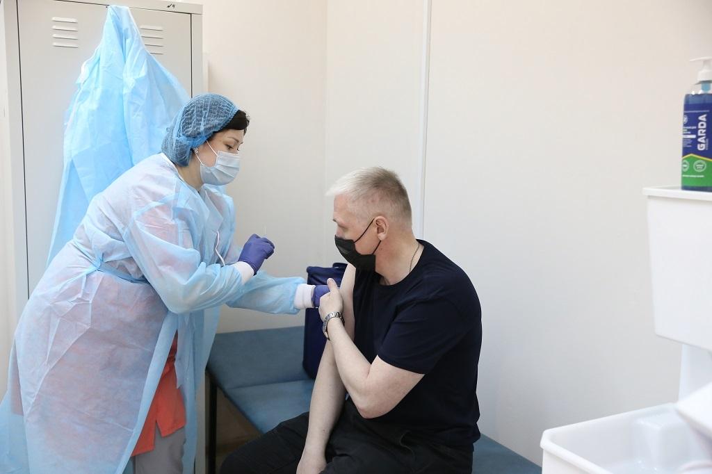 В Красноярский край поступила очередная партия вакцины от коронавируса