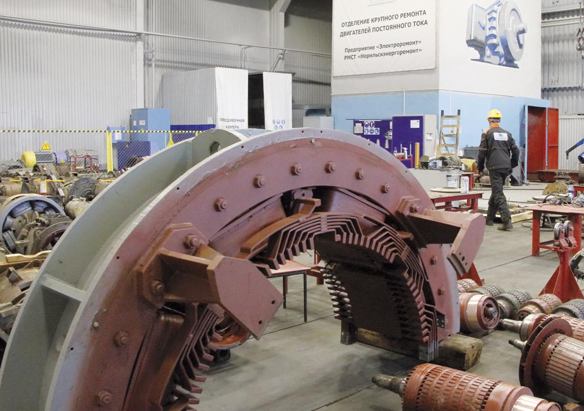 Энергетики «Норильскэнергоремонт» рассмотрели предварительные итоги проделанной работы