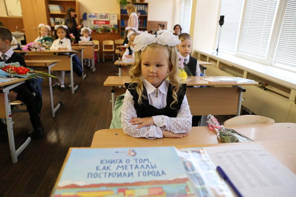 6 июля стартовал второй этап приёма детей в школы