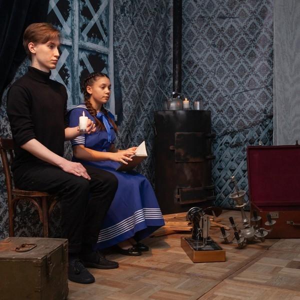В театральной студии «ДА» состоялась премьера спектакля по пьесе А. П. Чехова «Свадьба»