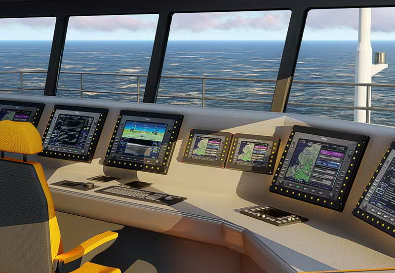 Цифровизация поможет управлять движением судов в морских портах России