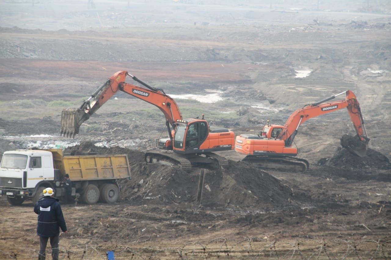 «Норникель» не согласен с применением методики расчёта вреда от разлива дизельного топлива