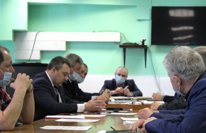 В Норильске прошло заседание городской комиссии по безопасности дорожного движения
