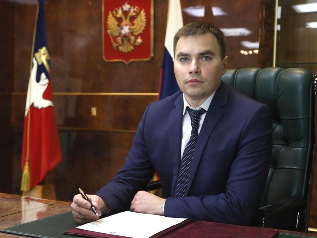 Поздравление главы города Норильска с Днём местного самоуправления