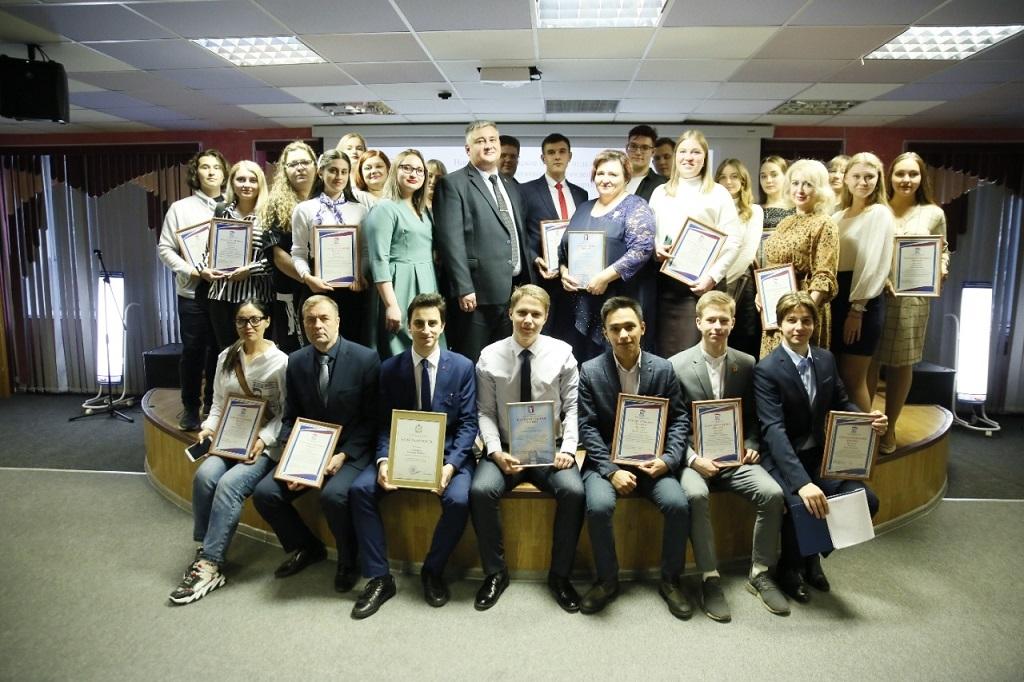 Около 70 наград вручили норильчанам, принимающим активное участие в общественной жизни города