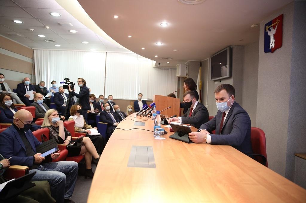 Норильские парламентарии внесли изменения в ряд нормативных актов