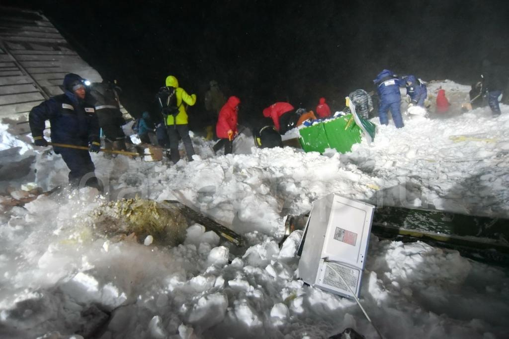 Сегодня на канале Норильск ТВ выйдет специальный репортаж, посвящённый трагедии на горе Отдельной