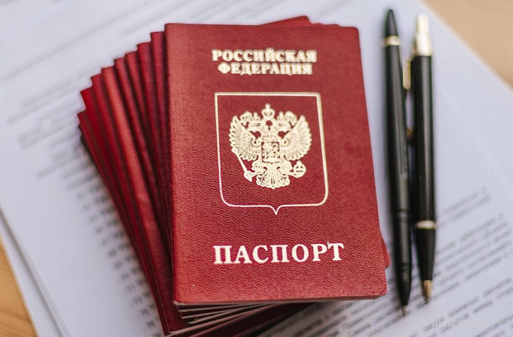 Продлены сроки действия российских паспортов