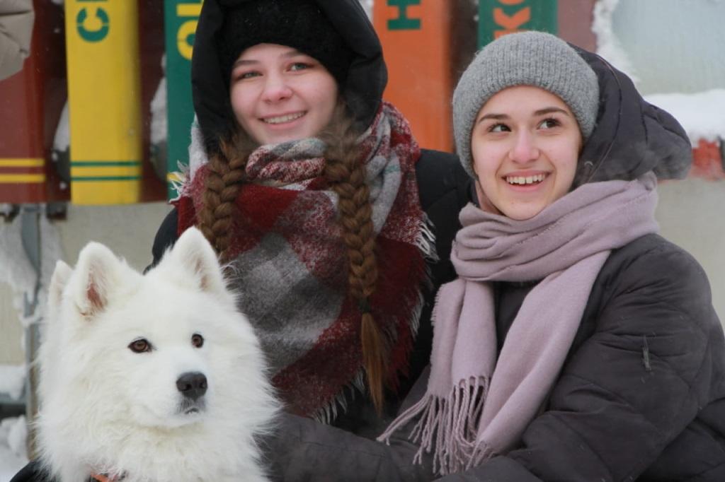 В Публичной библиотеке состоялось открытие кинофестиваля «Путешествие по России»