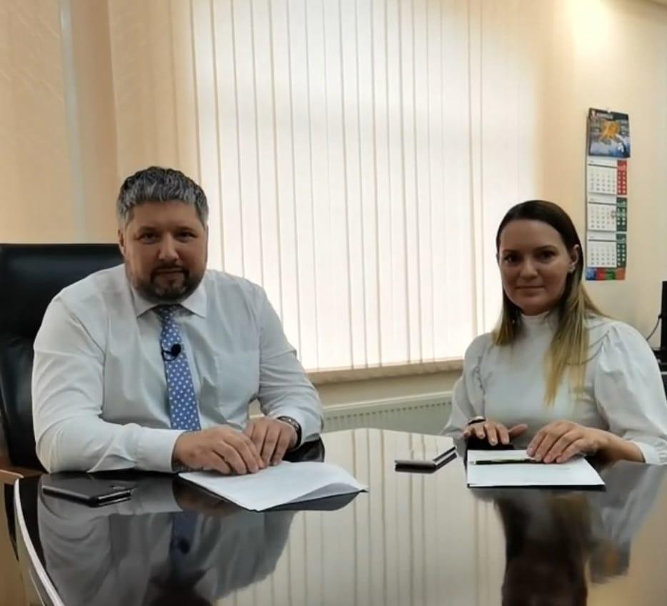 Роман Красовский ответил на вопросы горожан в прямом эфире «Север online»