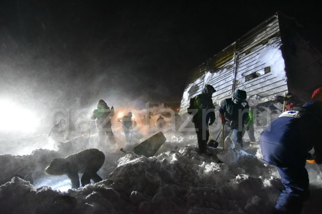 Посещение горы Отдельная у границы горнолыжного комплекса категорически запрещено