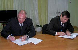 Главы Норильска и Ачинска заключили соглашение о сотрудничестве