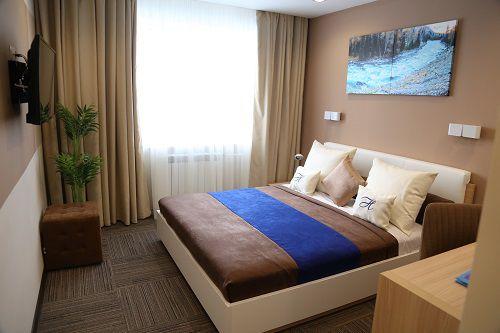 В гостинце «Норильск» продолжается капитальный ремонт: готовы к приему гостей еще два преображенных этажа.
