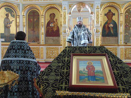 Блаженного Василия почтим. Сегодня, 5 апреля, православные отмечают День памяти первого сибирского святого - мученика Василия Мангазейского.