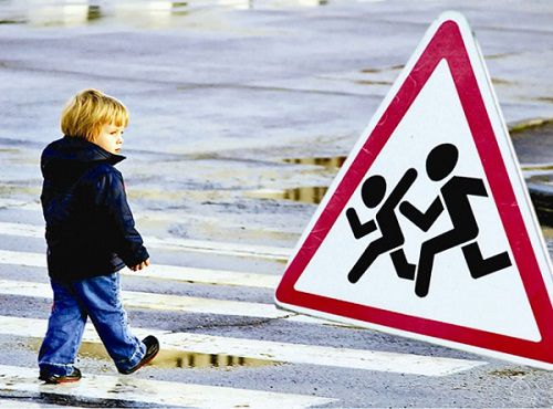 В Норильске дорожные полицейские усиливают меры по предупреждению ДТП с участием детей.