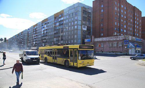 Сегодня в Норильск доставят три новых автобуса для пассажирских перевозок НПОПАТ.