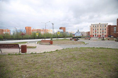 В праздничные дни в Норильске ожидается теплая погода.