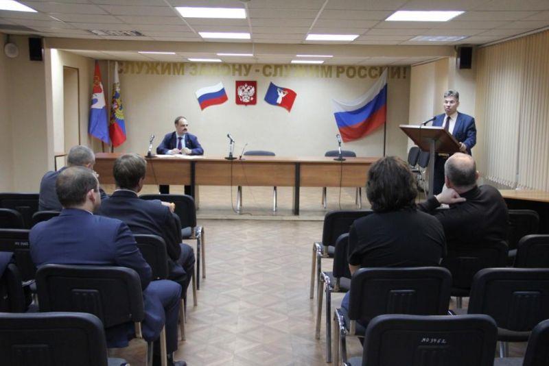 Общественный совет при норильском отделе МВД провел очередное заседание.