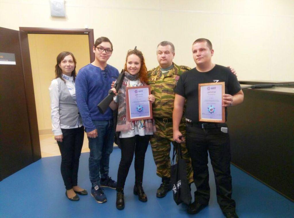 В минувшую субботу, 7 октября, в тире Молодежного центра Норильска прошел молодежный военно-патриотический турнир по стрельбе из пневматического оружия «Охота на призраков».
