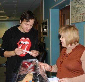 В публичной библиотеке состоялся традиционный день информации «Фестиваль непрочитанных книг».