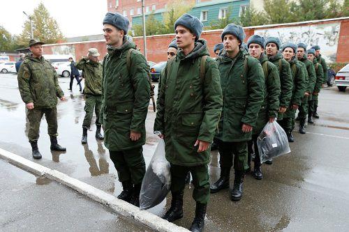 9 декабря будет отправлена крайняя партия из 40 призывников из Норильска в краевой сборный пункт.