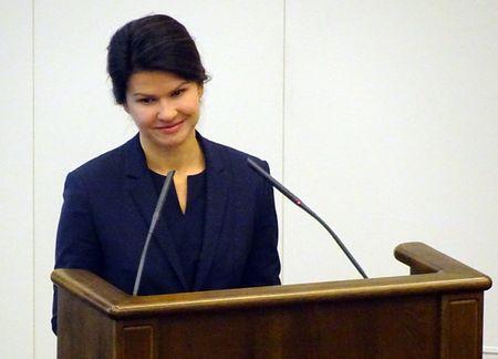 Развитие Арктики обсудили участники Госкомиссии в Санкт-Петербурге. С докладом выступила вице-президент компании «Норникель» Елена Безденежных.