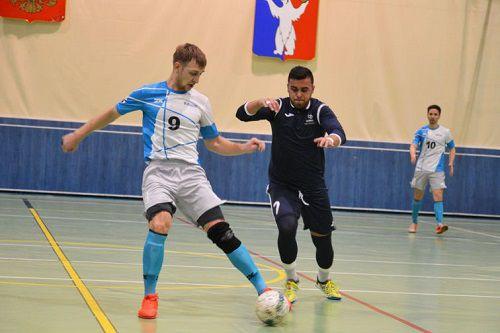 Чемпионат и первенство Норильска по мини-футболу набирают обороты.