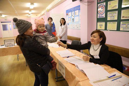На основании заявлений о голосовании по месту фактического пребывания к 16 марта будет сформирован окончательный реестр избирателей.