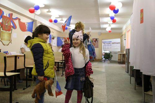 В день выборов во всех школах, где расположены избирательные участки, пройдет день открытых дверей «Семья и школа - партнеры в воспитании».