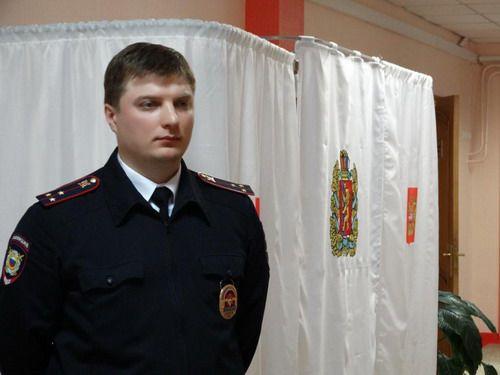 18 марта около 200 полицейских будут обеспечивать правопорядок и безопасность граждан в Норильске.