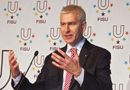Олег Матыцин: «Мы недаром рассматриваем Универсиаду как платформу для последующего выступления спортсменов на Олимпийских играх».