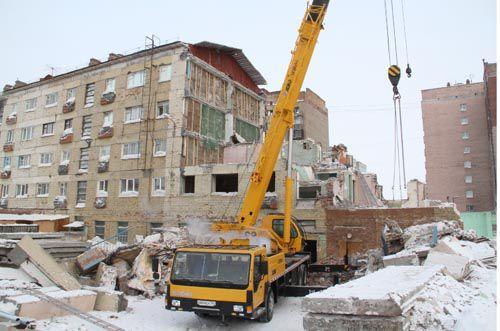 В Кайеркане, наконец, запустят в эксплуатацию пластинчатые теплообменники, а в Норильске продолжат сносить аварийные дома.