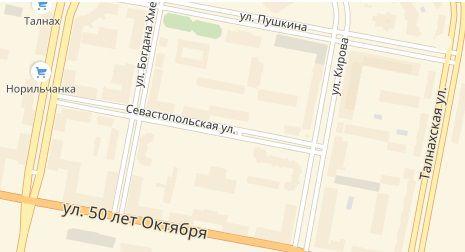 Севастопольская закрыта для автотранспорта.