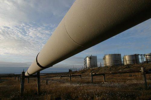 «Норильсктрансгаз» завершил строительство отрезка газопровода до котельной аэропорта «Норильск».