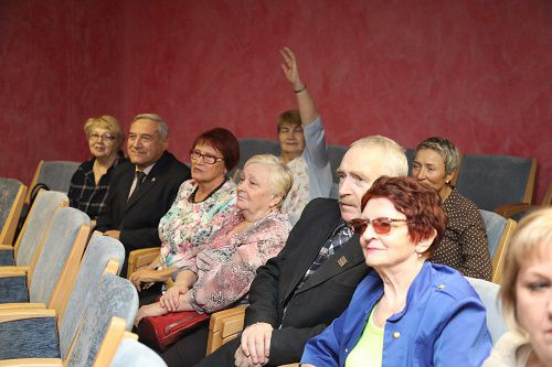 В Норильске открылся самый северный филиал Красноярского краевого народного университета «Активное долголетие».