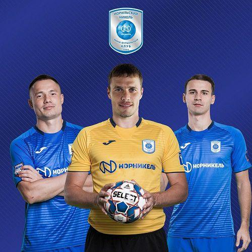 Вратарь МФК «Норильский никель» Иван Поддубный стал лучшим игроком первого круга.
