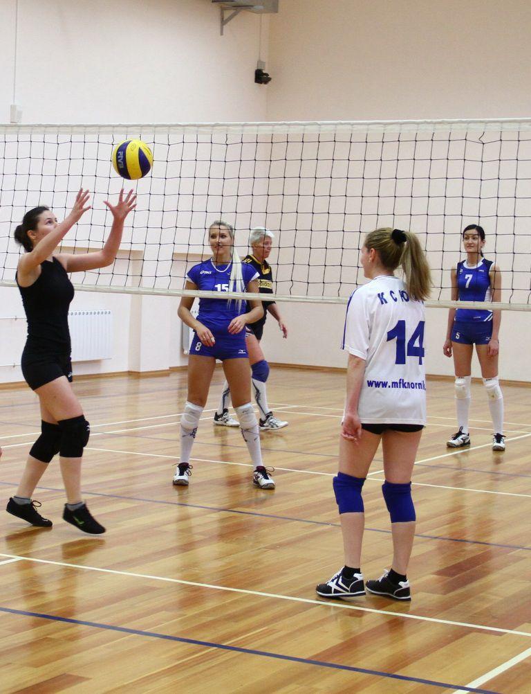 В Норильске пройдёт открытый Кубок северных городов по волейболу среди женских команд.
