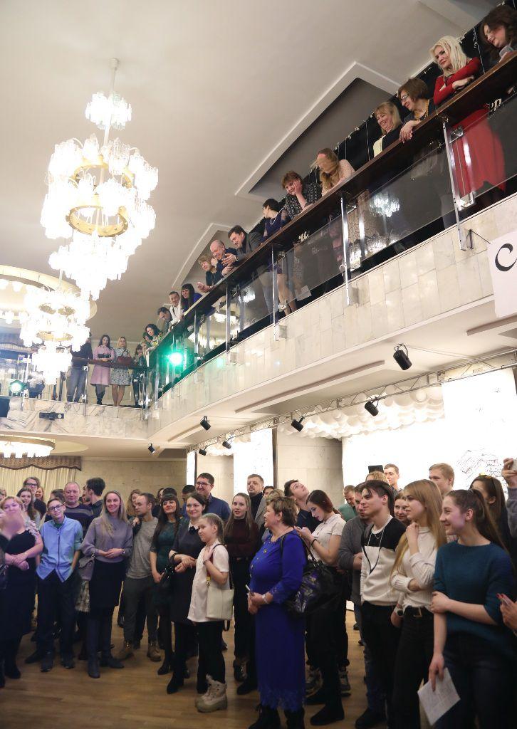 Всероссийскую акцию «Театральная ночь», посвящённую теме «Весь мир – театр», Заполярный драматический предлагает провести 16 марта на Олимпе.