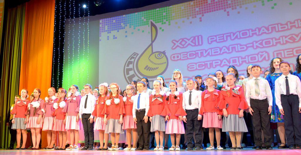 В 22-й раз кайерканский «Юбилейный» принял участников «Поколения». В этом году конкурс собрал 126 вокалистов.