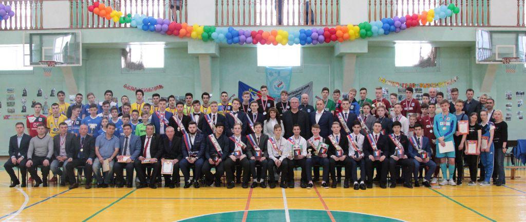 В спортивной школе № 6 прошёл выпускной.