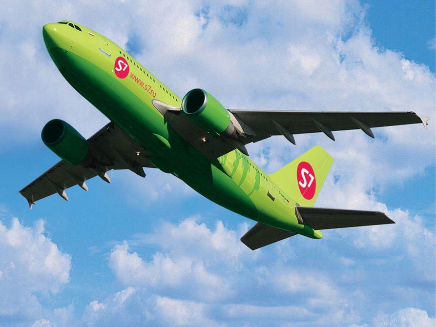 Сегодня утром в аэропорту «Норильск» экстренно приземлился самолёт компании S7.
