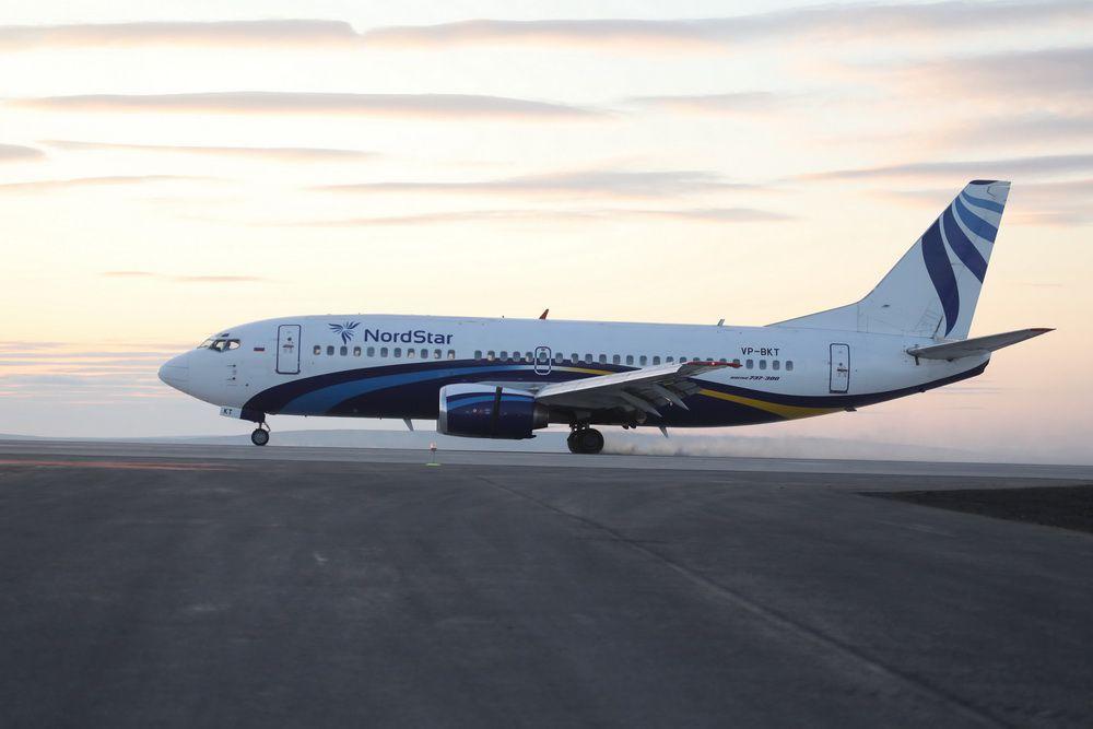 Прибывают по расписанию. Авиакомпания NordStar признана лидером рейтинга по пунктуальности международного аэропорта Стригино.