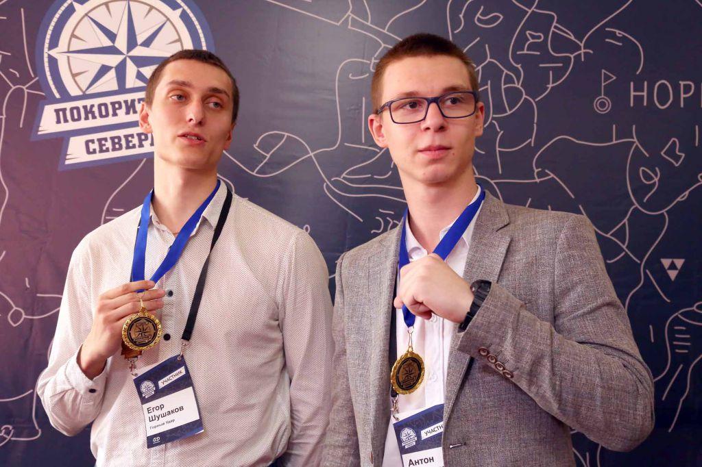 Финал пятого сезона деловой игры «Покорители Севера» определил сильнейшую студенческую команду.