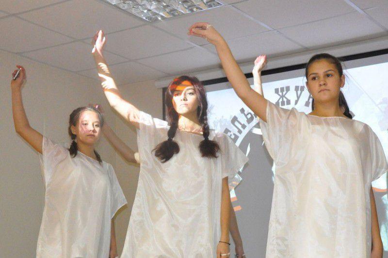 Творческий конкурс «Белые журавли» состоится в публичной библиотеке в конце недели.