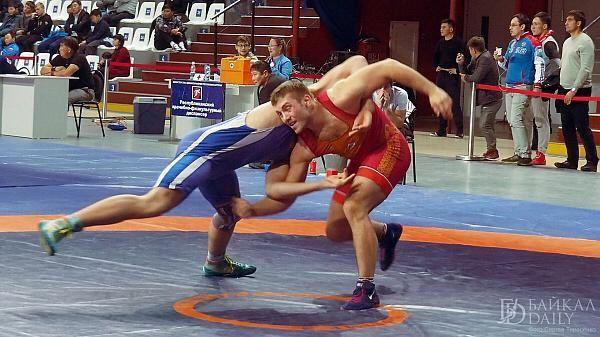 Выпускники норильской школы вольной борьбы успешно выступили на международном турнире.